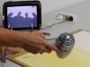 ipad gebruik tijdens een workshop aquarelleren