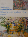 Flowers in watercolor boek te koop