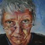 beeldend kunstenaar Joke Klootwijk