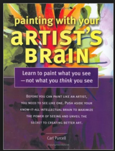 Painting with your artist's Brain boek
